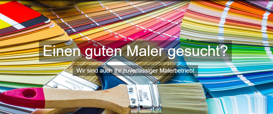 Maler aus 74211 Leingarten, Nordheim, Schwaigern, Massenbachhausen, Flein, Talheim, Untereisesheim oder Heilbronn, Lauffen (Neckar), Brackenheim