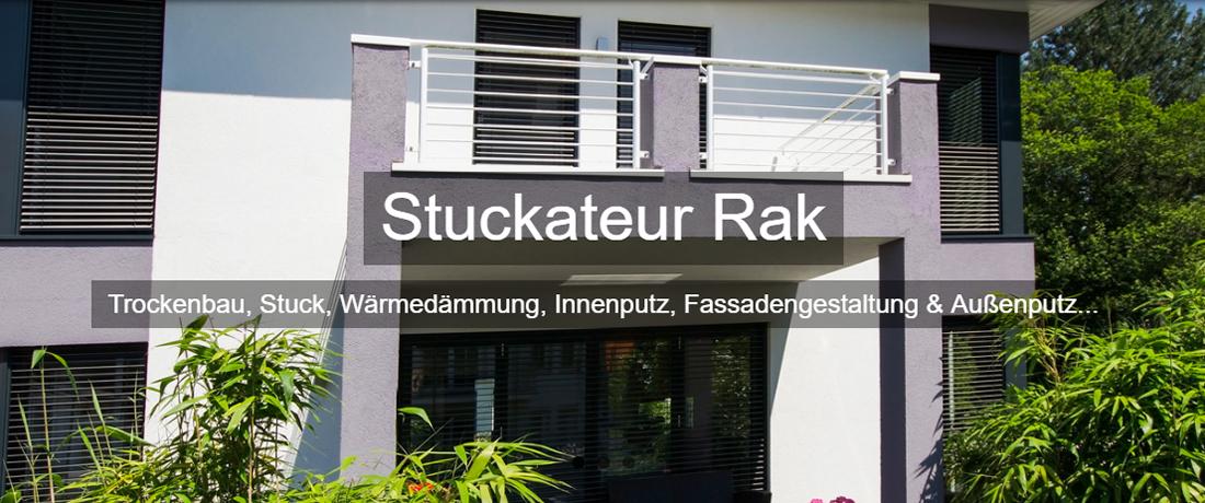 Trockenbau für Remseck (Neckar) - Stuckateur RAK: Maler, Fassadengestaltung, Altbausanierung, Wärmedämmung, Innenputz, Außenputz
